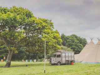 What's the difference between yurts, tipis and bell tents?