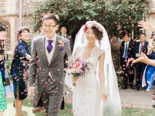 Real weddings… Zhao & Daniel
