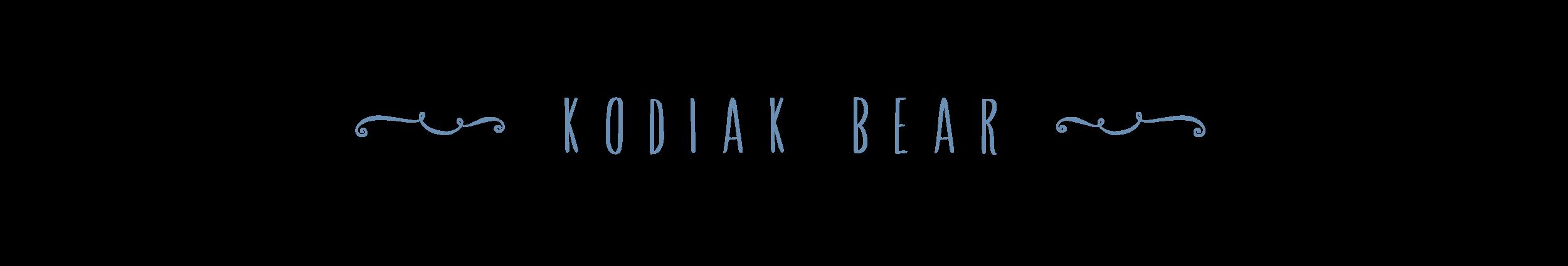 Kodiak Bear Banner2-01HRC